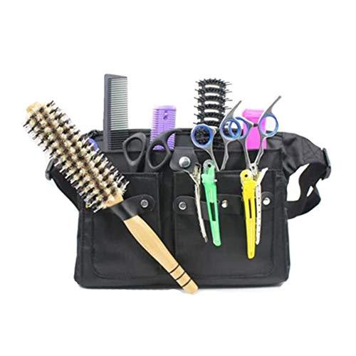 SXFYMWY Professional Hairdressing Multi-Function Scissors Sac Salon Styling Tool Sac de Rangement