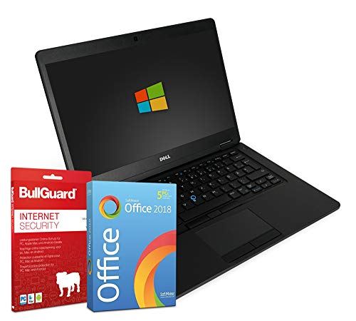 14' Allround Notebook with Intel Core i5-6440HQ@ 2.6GHz 16GB SSD for Windows 10 Pro BullGuard SoftMaker Office