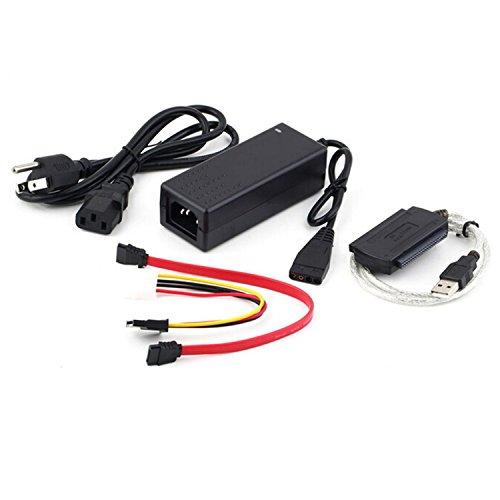 Gosear USB 2.0 a IDE SATA S-ATA 2,5 3,5 HD HDD Disco...