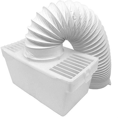 Utiz Universal Tumble Dryer Effective Indoor Internal Condenser Vent Hose and Box Kit 4