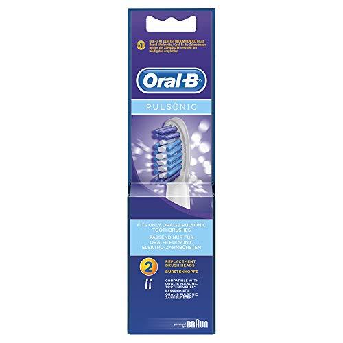 Oral-B Pulsonic Aufsteckbürsten, 2 Stück