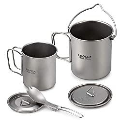 Best Camping Cookware For Open Fire