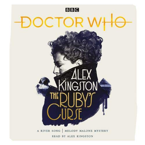 Doctor Who: The Ruby's Curse cover art