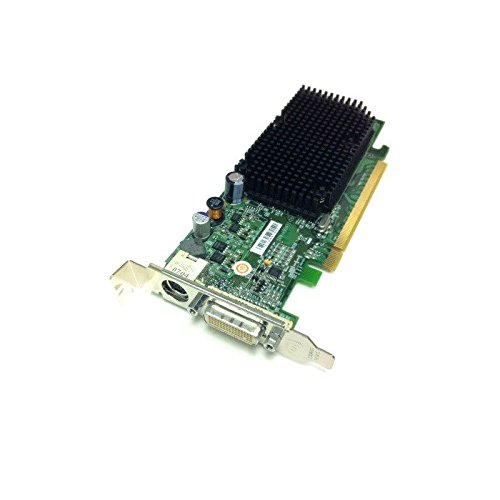 Grafikkarte ATI Radeon X1300 Pro 256 MB PCIe DMS-59 S-Video jj461 Low Profile