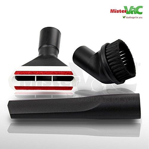 Düsenset geeignet Bosch BGS5330A Relaxx x ProSilence Plus