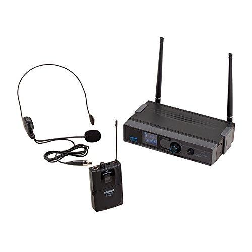RADIOMICROFONO DIGITALE UHF SOUNDSATION WF-D190P TX TASCABILE E ARCHETTO