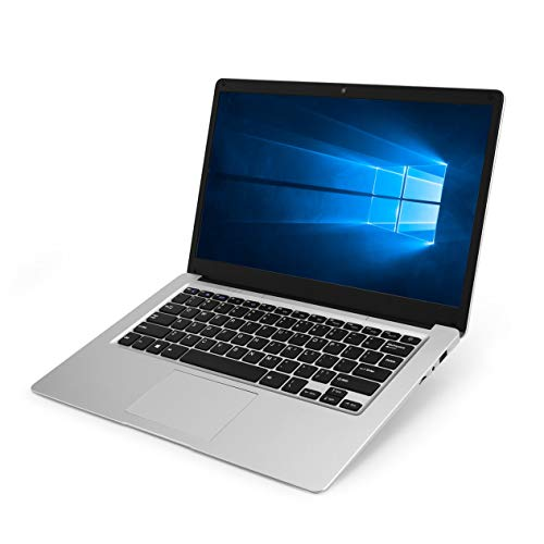13.3-Inch 3+32GB Four Core Windows 10 Laptop Ips Screen Computer With 4 National Keyboard Films WIFI HD (silver;) BCVBFGCXVB