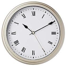 IKEA Vischan Wall Clock Beige 004.224.01