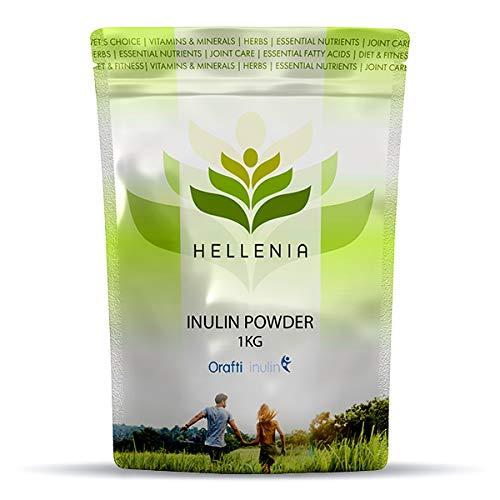 Orafti Chicory Inulin Powder - 1 kg - prebiotic Soluble Fibre