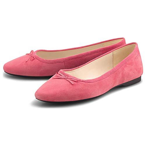 Vagabond Damen Ballerina Maddie Pink Rauleder 38