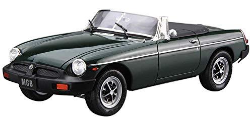 Aoshima Bunka Kyozai 1/24 The Model Car Series No.102 BLMC G / HN5D MG-B MK-3 1974 Model Car