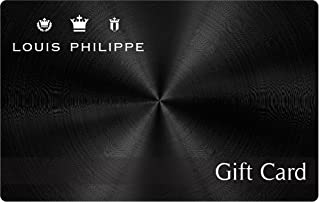 Louis Philippe Gift Card