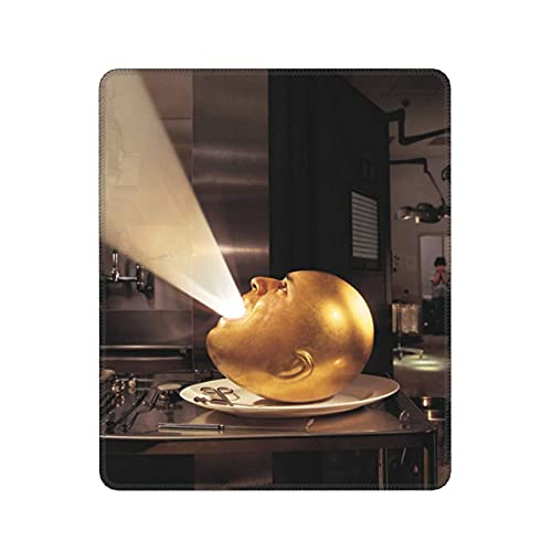 The Mars Volta Mouse Pad Non-Slip Graphic Mouse Mat Computer Gaming Home Office