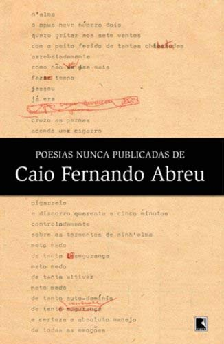 Poesias Nunca Publicadas de Caio Fernando de Abreu
