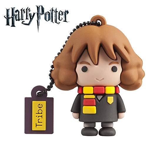 Llave USB 32 GB Hermione Granger - Memoria Flash Drive Original Harry Potter, Tribe FD037702