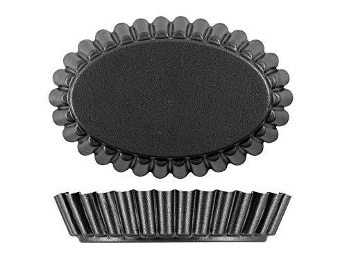 OEM SYSTEMS Accessoires Cuisine Moules Moules Brioche Muffins gâteaux Diamètre 11 cm conf 6 pièces