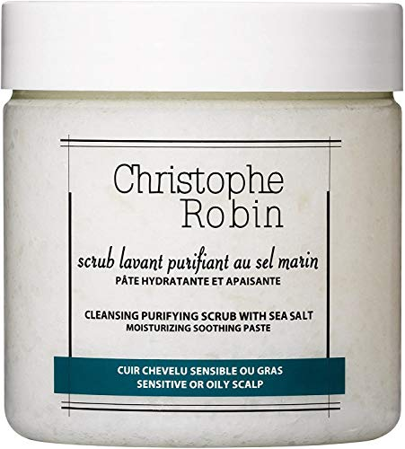Cleansing Purifying Scrub with Sea Salt 250 ml by Christophe Robin by...