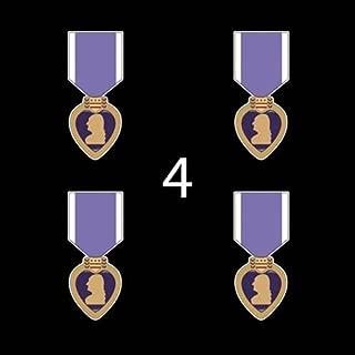 US Army Vietnam Medal Purple Heart Medal 3