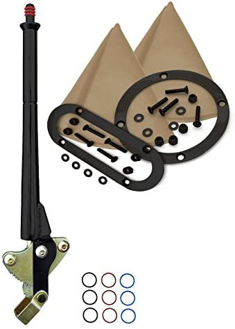 American Shifter 484616 Kit 700R4 E Swan Brake 23 Max 65% OFF Atlanta Mall Cable