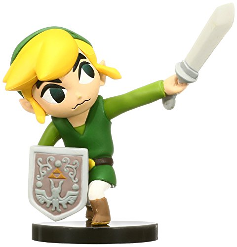 Action Figure 'The Legend of Zelda - The Wind Waker' - Série 1 - Link - 7 cm - [Edizione: Francia]