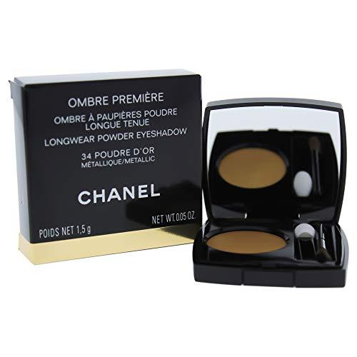 Chanel CHANEL Ombre première Poeder oogschaduw Kleur 34 Poudre D 'OF - 1,5 gr
