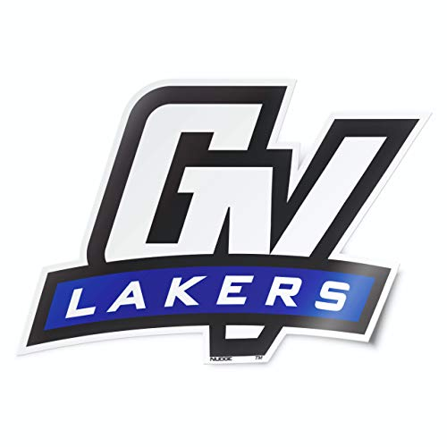 (Grand Valley State University) - Nudge Printing Collegiate Car Decal Sticker