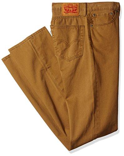 Levi's Men's Big and Tall 514 Straight Fit Jean, Caraway Twill, 46 30