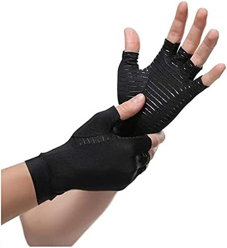 2 Paires de Gants de Compression pour ArthriteGant contre les douleurs Arthrose Polyarthrite Rhumato 239;de CarpienSoulagement des douleurs articulaires du poignetMitaine HommeFemmeTaille M