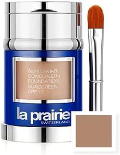 La Prairie Skin Caviar Concealer - Natural-Looking Foundation SPF 15 (SOLEIL PECHE)