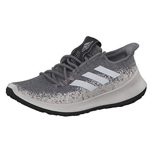 Adidas SenseBOUNCE + W, Zapatillas de Trail Running Mujer, Multicolor (Gritre/Ftwbla/Vissua 000), 37 1/3 EU