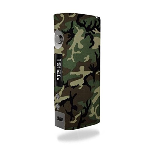 Kanger KBOX Mini Vape E-Cig Mod Box Vinyl DECAL STICKER Skin Wrap / Camo Print