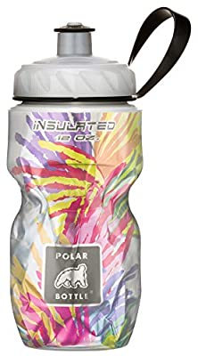 Polar Bottle Insulated Water Bottle 12 oz - Kids Series - 100% BPA-Free Cycling and Sports Water Bottle (Starburst, 12 ounce)