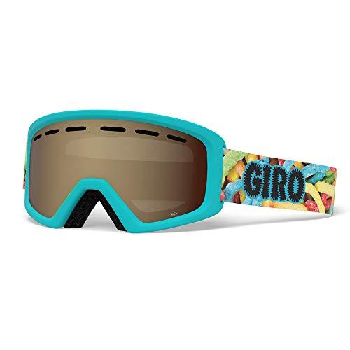 Giro Snow REV Masque de Ski pour bébé Unisexe Rose ambré Taille Unique