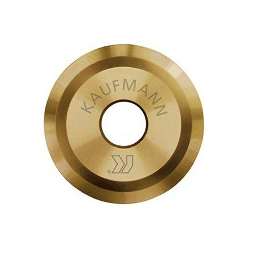 Topline Kaufmann Tin Ersatzschneidrädchen, Gold