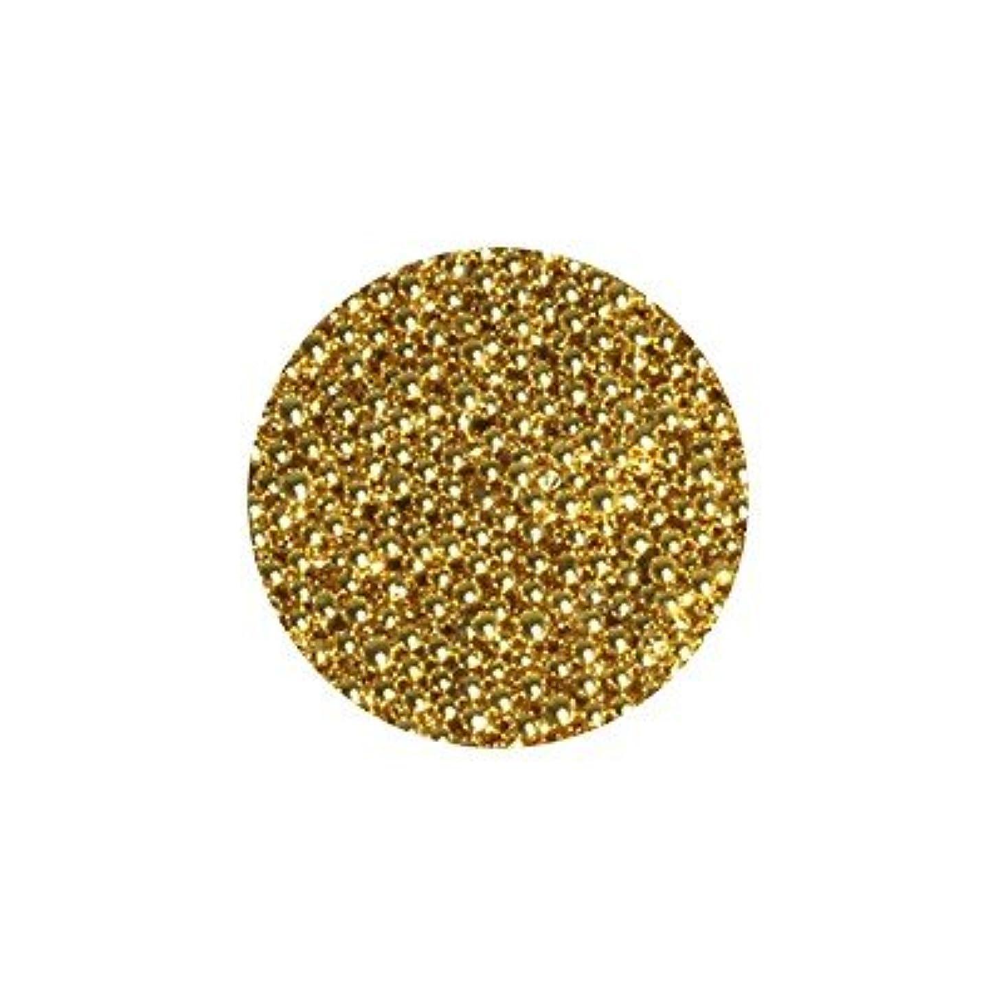 麺満足テレビネイルアート ネイルパーツ ブリオン ピアドラ pieadra メタルブリオン ゴールド 0.6mm