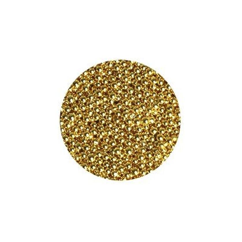騒々しい暫定白菜ネイルアート ネイルパーツ ブリオン ピアドラ pieadra メタルブリオン ゴールド 0.6mm