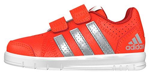 adidas Baby Jungen FB LK Trainer 7 CF I Sneaker, Rot (Rojsol/Plamet/Rojint), 22 EU