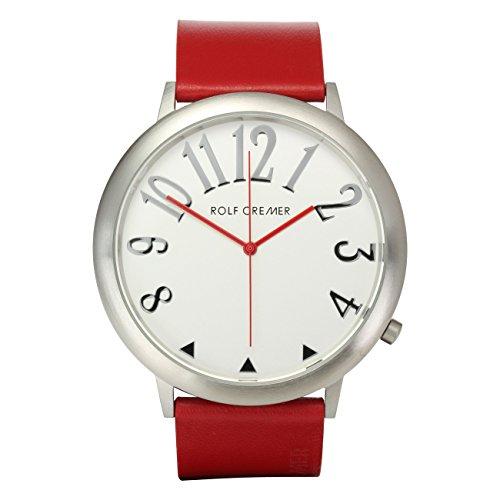 Uhr - Jumbo II - rot