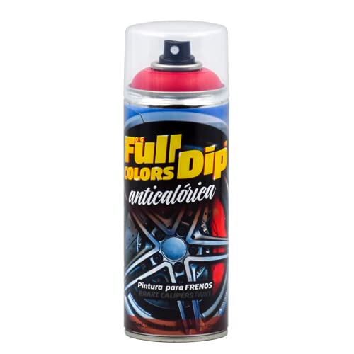 Full Dip Spray ANTICALORICO 400 ML - Rojo CAL003