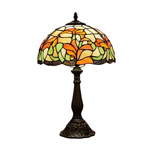Tafellamp van glas, scherm, bureaulamp, hotel, nachtlampje, slaapkamer, salontafel, etui, metaal, milieuvriendelijk, decoratieve verlichting