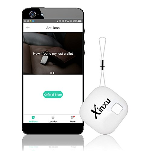 Key Finder XinXu Bluetooth Rastreador GPS Anti Perdida...