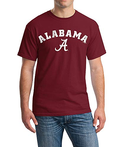 Elite Fan Shop Alabama Crimson Tide Tshirt Varsity - XL