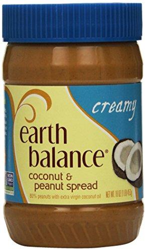 Earth Balance Coconut Peanut Butter Creamy