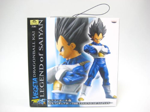 Not for sale made by Banpresto Jeter all Dragon Ball Kai DX Figure IV ~ THE LEGEND OF SAIYAN ~ (japan import)