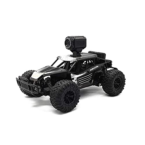 SXLCKJ RC Remote Control Camera Off-Road Vehicle Mobile Phone Control Real-time Image Transmission Remote Control Car Toy Remo(Best Gift)