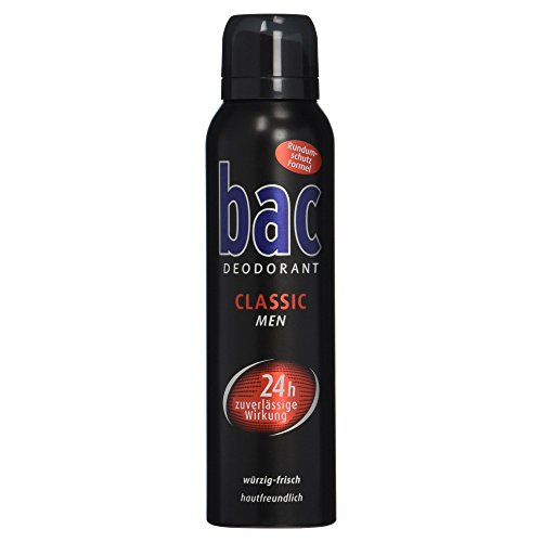 bac Deospray Classic Men, 150 ml