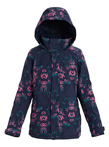 Burton Damen Jet Set Snowboard Jacke, Dress Blue Stylus, M
