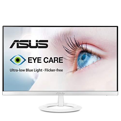 "ASUS VZ239H-W 23"" Full HD 1080p IPS HDMI VGA Eye Care Monitor (White)"