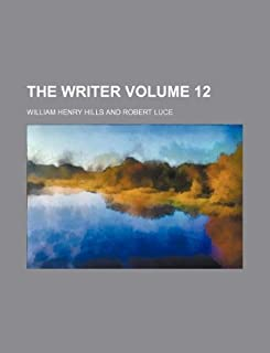 The Writer Volume 12