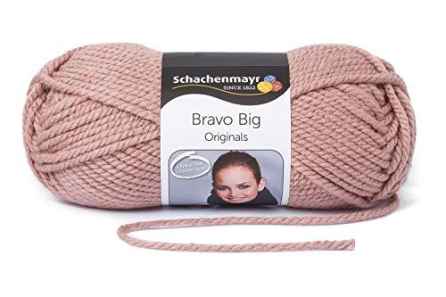 Schachenmayr Handstrickgarne Bravo Big, 200g Blush Meliert